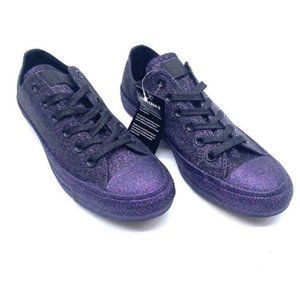 New Converse Unisex 162992C Glitter Sneakers Shoes